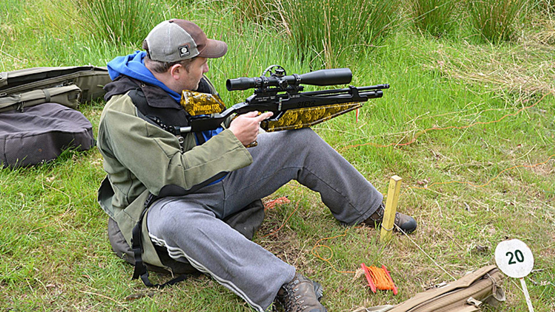 About the Welsh Airgun and Field-Target Association - Welsh